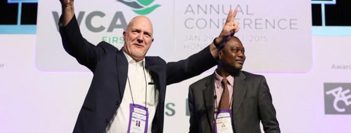 Mejor agente en Africa por WCA