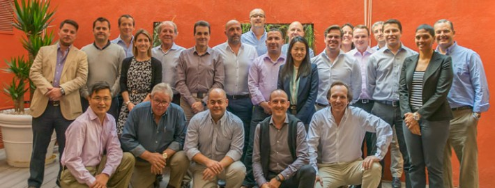 TIBA global managers meeting