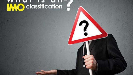 IMO Classification: Identifying Dangerous Goods